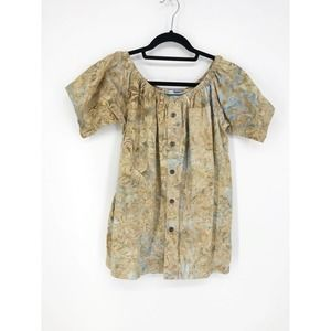 Urban Outfitters Renewal Blouse S/M Off Shoulder